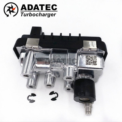 GTB1752VK turbo 753546 LR006862 G-31 G31 electronic actuator 761963 6NW009483 for Land Rover Freelander II 2.2 TD4 112 Kw 152 HP