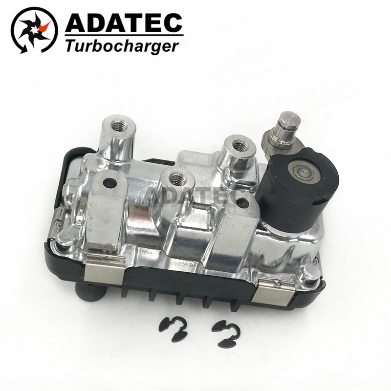 Electric Actuator G-33 turbo charger electronic wastegate 752406 6NW009206 turbine 767933 for Ford Transit VI 2.2 TDCi 115 HP