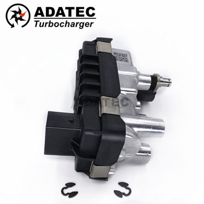 Turbo Actuator G-221 G221 712120 6NW008412 turbine electronic wastegate 728680 758226 6Q7S6K682AD for Ford Mondeo III 2.2 TDCi