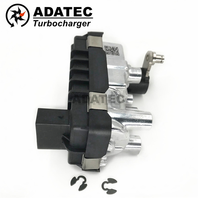 G-277 Turbo Electronic Actuator 712120 6NW009420 turbine 765155 68037207AA for Mercedes C-Klasse 320 CDI (W203) 224 HP OM642