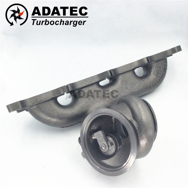 K03 turbo housing 53039880110 53039880174 5860016 55355617 turbine exhaust for Opel Astra H 1.6 Turbo 132 Kw 180 HP Z16LET 2007