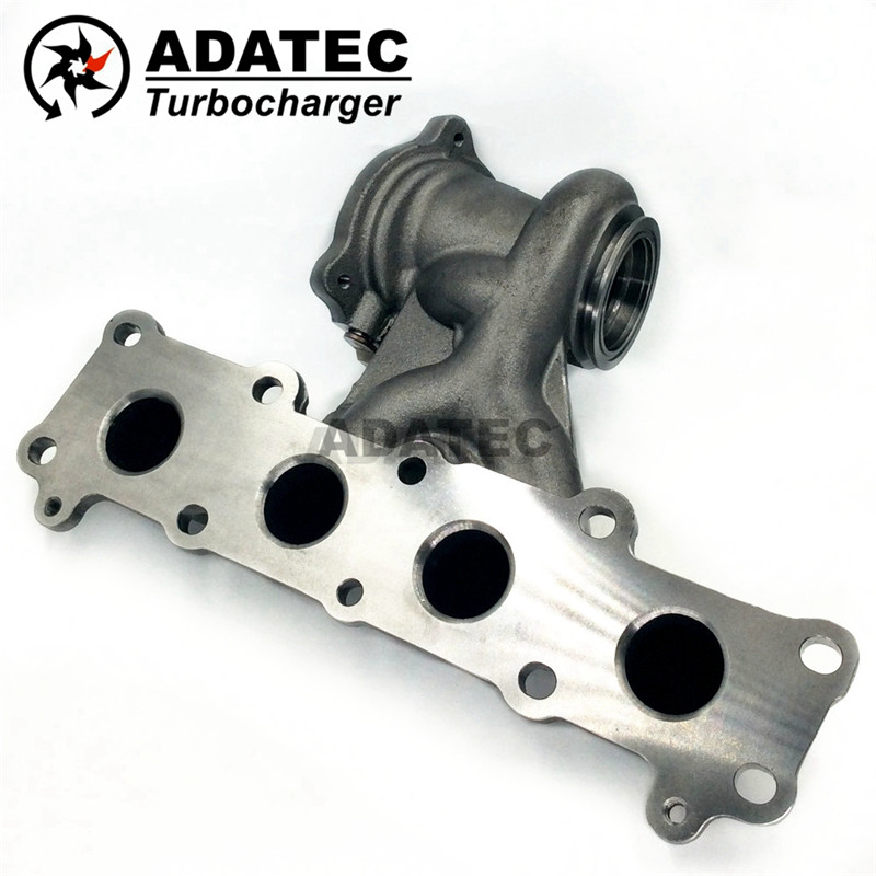 K03 turbine exhaust housing 53039700154 53039880288 turbo manifold for Ford Galaxy WA6 2.0 EcoBoost 1999 ccm 149 KW 203 PS