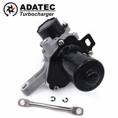 CT16V Turbocharger Actuator 17201-30160 17201-30100 Electronic Wastegate for Toyota Landcruiser D-4D 1KD-FTV 173 HP engine parts