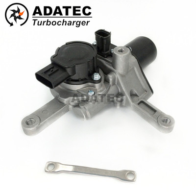 CT16V electronic turbo wastegate actuator 17201-30181 17201-30180 for Toyota Hiace 3.0 D4D (2007-) 171 Hp 1KD-FTV 2982 ccm