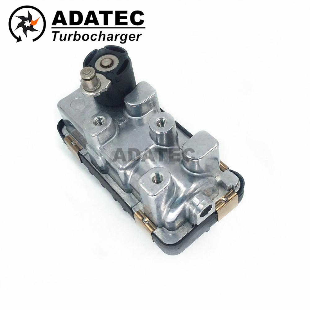 GT2052V 752610 752610-5032S 752610-5025S turbo charger electronic actuator for Land Rover Defender 2.4 TDCi 105 Kw - 143 HP Puma