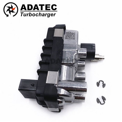 Turbo Electronic Actuator 763492 057145722Q G-007 G007 763797 6NW009543 for Audi Q7 4.2 TDI 240 Kw - 326 HP BTR 2007-2009