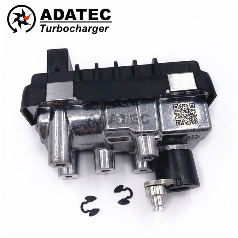 GTB2260V 11657796314 turbo electronic actuator G-79 turbine wastegate 765985 for BMW X6 30 dx (E71) 173 Kw - 235 HP M57306D3