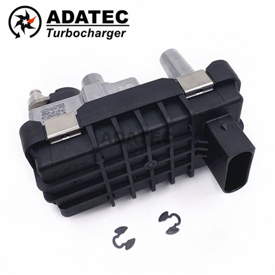 GT2260V G-211 G211 712120 turbo electronic actuator 742730 turbine 11657790308 for BMW 530 d (E60 / E61) 160 Kw - 218 HP M57N