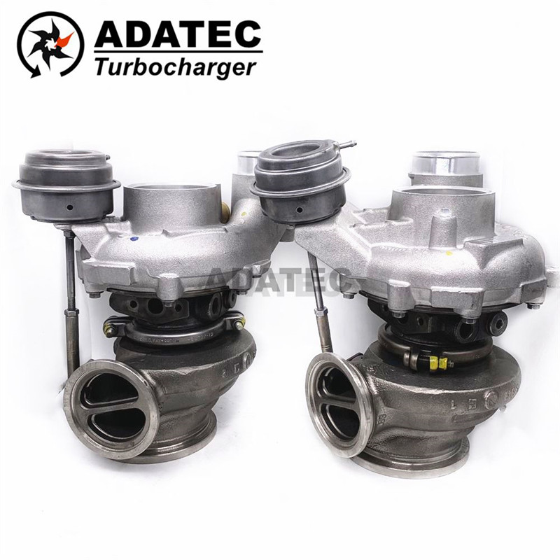 MGT2260SDL Turbo Charger 790484 790463 11657848116 11657848115 Turbine for BMW X5 M (E70) 408 Kw - 555 HP S63B44 2009-2013