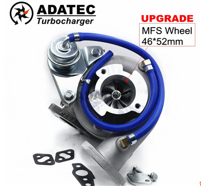 CT15B Upgrade Turbo 17201-46040 1720146040 17201 46040 Turbine with MFS Wheel for TOYOTA Makr Chaser Cresta Tourer V JZX100 1JZ